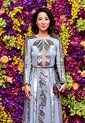 Jing Lusi attending the Crazy Rich Asians Premiere held at Ham Yard Hotel, London. PRESS ASSOCIATION Photo. Picture date: Tuesday September 4, 2018. Photo credit should read: Ian West/PA Wire