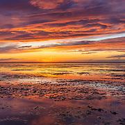 The Wash from Snettisham Beach, Norfolk