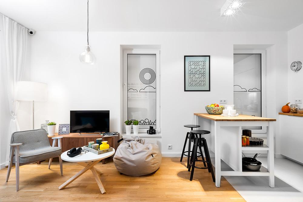 Mieszkanie pokazowe / Miastologia