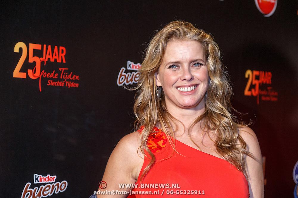 NLD/Amsterdam/20151001 - 25 Jaar Goede Tijden Slechte Tijden, Babette van Veen