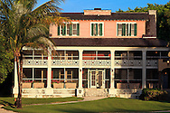 The Richmond Cottage at the Charles Deering Estate at Cutler, Miami, Florida. WATERMARKS WILL NOT APPEAR ON PRINTS OR LICENSED IMAGES.