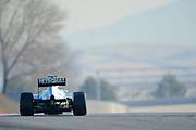 Nico Rosberg (GER) drives the Mercedes AMG Petronas F1W03   Formula One Testing, Circuit de Catalunya, Barcelona, Spain, World Copyright: Jamey Price