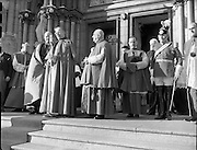The Patrician Year, marking the fifteenth centenary of the death of Saint Patrick, opened in March in Armagh..16.03.1961
