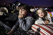 Casablanca screening at Queens Park<br /> <br /> Copyright: Jonathan Goldberg