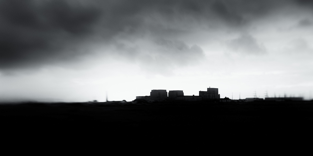 Dungeness nuclear power station, UK.