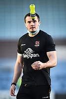 Rugby Union - 2020 / 2021 European Rugby Challenge Cup - Round of 16 - Harlequins vs Ulster - The Stoop<br /> <br /> Ulster Rugby's Jacob Stockdale during the pre match warm up.<br /> <br /> COLORSPORT/ASHLEY WESTERN
