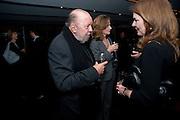 SIR PETER HALL; LADY HALL;   REBECCA IRVIN,, Miroslaw Balka/John Baldessari Opening Reception, Tate Modern. Monday 12 October
