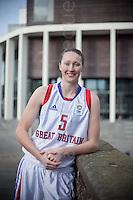 Harriett Yea - Olympic women's basketball squad