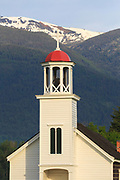 St Mary Mission, Stevensville, Montana.