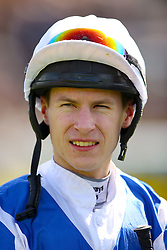 Jockey Richard Kingscote during day one of The Bet365 Craven Meeting at Newmarket Racecourse, Newmarket. PRESS ASSOCIATION Photo. Picture date: Tuesday April 17, 2018. See PA story RACING Newmarket. Photo credit should read: Nigel French/PA Wire.