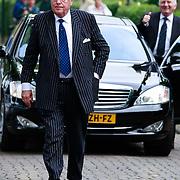 NLD/Blaricum/20110607 - Uitvaart Willem Duys, Tom Westermeijer
