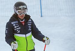 Tina Robnik (SLO) during Ladies' Giant Slalom at 57th Golden Fox event at Audi FIS Ski World Cup 2020/21, on January 16, 2021 in Podkoren, Kranjska Gora, Slovenia. Photo by Vid Ponikvar / Sportida