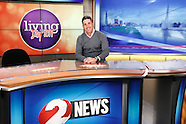 2013 - Scott Ford appears on WDTN-TV and Fox 45 TV in Dayton, Ohio