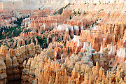 The rock spires of Bryce Canyon in this landscape image of Utah. Missoula Photographer