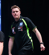 Jim Williams during the BDO World Professional Championships at the O2 Arena, London, United Kingdom on 9 January 2020.