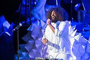 Reggie Watts.