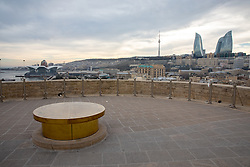 View From Maiden Tower