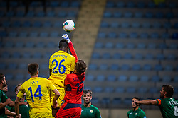 12# Stopjanik Tomaz from NK Rudar Velenje during the match of 1. round of 1. Slovenian National Football League between: NK Domzale and NK Rudar Velenje on July 14, 2019 in Domzale, Slovenia. Photo by Urban Meglic / Sportida
