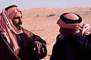 The Bedouin are great storytellers and conversation is an art form. Dahana Sands, Saudi Arabia