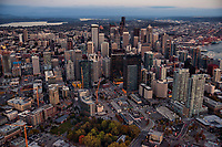 Seattle Central Business District