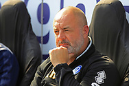Keith Hill during the EFL Sky Bet League 1 match between Coventry City and Rochdale at the Ricoh Arena, Coventry, England on 1 September 2018.