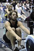 Birmingham, Great Britain, Men's Student Hwt, Bronze medallist, Tom RANSLEY, CUBC,  competing at the 2008 British Indoor Rowing Championships, National Indoor Arena. on  Sunday 26.10.2008 . [Photo, Peter Spurrier/Intersport-images] ..