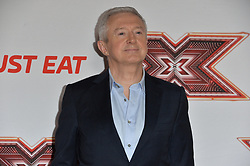 © Licensed to London News Pictures. 30/08/2017. London, UK. LOUIS WALSH attends the launch of ITV's The X Factor series. Photo credit: Ray Tang/LNP