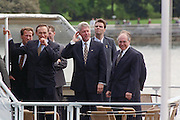 President Bill Clinton visits Sydney, 1996. . An instant sale option is available where a price can be agreed on image useage size. Please contact me if this option is preferred.