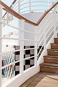 COSTA CROCIERE, Diamante Boat, deck detail
