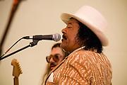 Boo Boo Davis, Pocono Blues Festival 2007