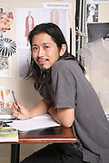 Feature on Akira Isogawa, one of Australia's most celebrated designers. . An instant sale option is available where a price can be agreed on image useage size. Please contact me if this option is preferred.