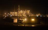 Denka/DuPont Plant in La Place, Louisiana right across the city line with Reserve, Louisana.