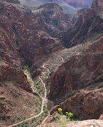 The Devils Corckscrew on the Bright Angel Trail in Grand Canyon National Park. Missoula Photographer