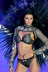 November 8, 2018 - New York, New York, United States - Kendall Jenner walks in the 2018 Victoria's Secret runway show at Pier 94 on November 8 2018 in New York City  (Credit Image: © Philip Vaughan/Ace Pictures via ZUMA Press)