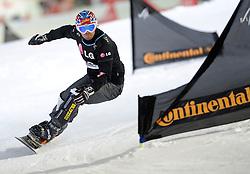 10-10-2010 SNOWBOARDEN: LG FIS WORLDCUP: LANDGRAAF<br /> First World Cup parallel slalom of the season / WALDER Ingemar AUT<br /> ©2010-WWW.FOTOHOOGENDOORN.NL