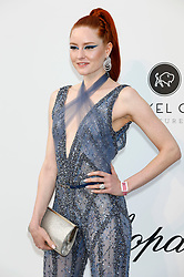 May 23, 2019 - Antibes, Alpes-Maritimes, Frankreich - Barbara Meier attending the 26th amfAR's Cinema Against Aids Gala during the 72nd Cannes Film Festival at Hotel du Cap-Eden-Roc on May 23, 2019 in Antibes (Credit Image: © Future-Image via ZUMA Press)