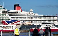 Southampton docks clap for the Nhs Photo by Michael Palmer