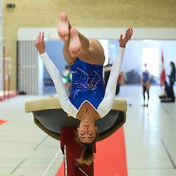 GYM: Kvalifikation til DM for Hold 2015 - Idrætsgymnastik kvinder