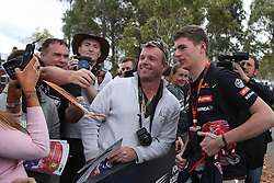 Max Verstappen (NDL) Scuderia Toro Rosso - Formula1 World Championship 2015 - Round 01 at Melbourne Albert Park, Melbourne, Australia, Wednesday 12th March 2015  <br /> ***ONLY USE NETHERLANDS ***