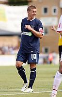 Photo: Chris Ratcliffe.<br />Southend United v Stoke City. Coca Cola Championship.<br />05/08/2006.<br />Freddy Eastwood of Southend.
