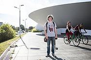 05072017. Amiens. Portrait de Maël Belval, étudiant en informatique.