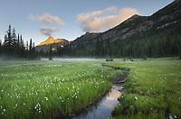 State Creek, Washington Pass, North Cascades