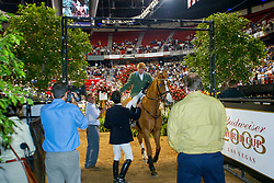 Ehning Marcus, GER, Anka<br /> World Cup Final Jumping - Las Vegas 2003<br /> © Hippo Foto - Dirk Caremans