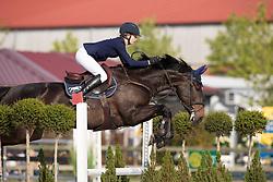 Van Den Branden Elise, BEL, Lieberthina van't Ruytershof<br /> Belgisch Kampioenschap Children<br /> Azelhof - Koningshooikt 2018<br /> © Hippo Foto - Dirk Caremans<br /> 13/05/2018