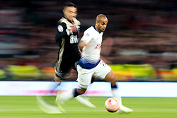 Lucas of Tottenham Hotspur - Mandatory by-line: Robbie Stephenson/JMP - 30/04/2019 - FOOTBALL - Tottenham Hotspur Stadium - London, England - Tottenham Hotspur v Ajax - UEFA Champions League Semi-Final 1st Leg