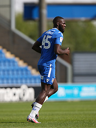 Frank Nouble of Colchester United - Mandatory by-line: Arron Gent/JMP - 18/06/2020 - FOOTBALL - JobServe Community Stadium - Colchester, England - Colchester United v Exeter City - Sky Bet League Two Play-off 1st Leg