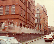 Old Dublin Amature Photos August 1983 WITH, Regans Pub, Behind Guinnesses, Canal, Four Seasons Pub, Bolton St, Henrietta Place, Dominic St, Tobacco Distributors Pearse St, James St, Grand Canal, Harolds St, Kevin st Old amateur photos of Dublin streets churches, cars, lanes, roads, shops schools, hospitals