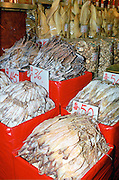 Dried Fish Shop, Hong Kong