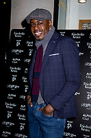 """Ben Ofoedu  at the Friederike Krum after party celebrating the launch of her album """"Somebody Loves Me: The Songs Of Gershwin"""" at Tramp on February 06, 2020 iLondon, England"""