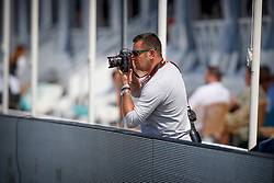 Costabadie Pierre, FRA<br /> Grand Prix CSI 3* - Knokke 2017<br /> © Hippo Foto - Dirk Caremans<br /> 09/07/2017